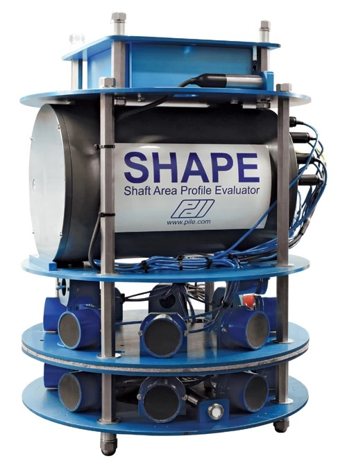 Shaft Area Profile Evaluator (SHAPE)