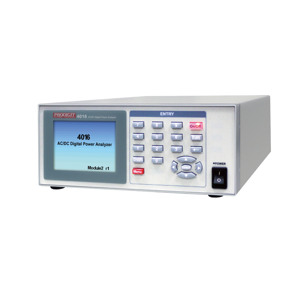 4016 AC / DC Digital Power Analyzer (800Vp, 20Arms / 200Ap)
