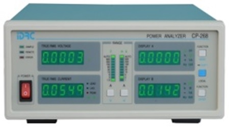 Power Meter / Power Analyzer Cp-268 Series Multi-Range Power Analyzer