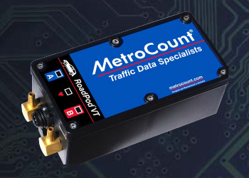 Metro Count RoadPod VT