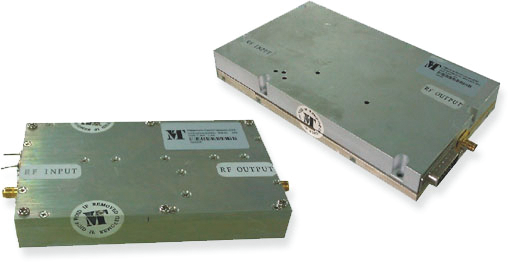 Amplifier Modules 6-18Ghz