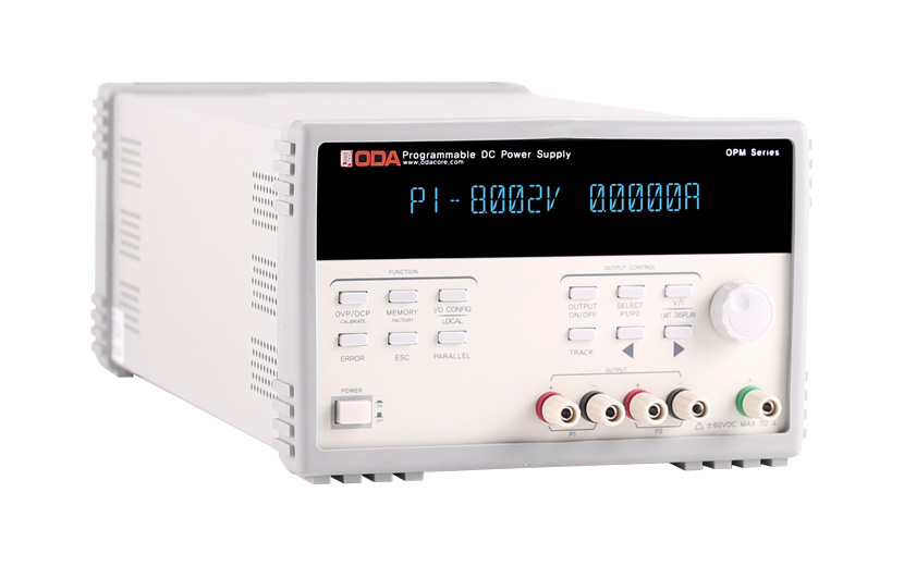 OPM Series Linear Programmable DC Power Supply