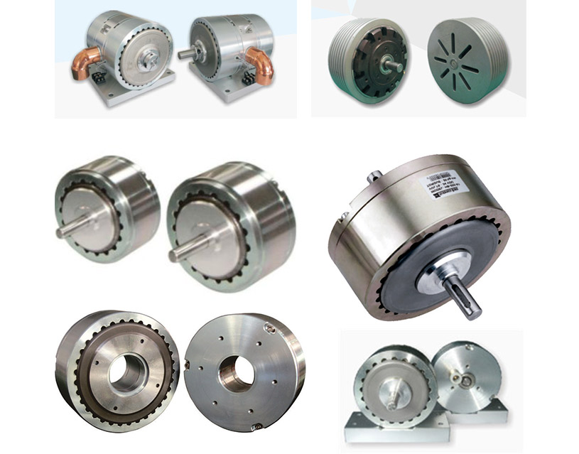 Hysteresis Brakes & Clutches