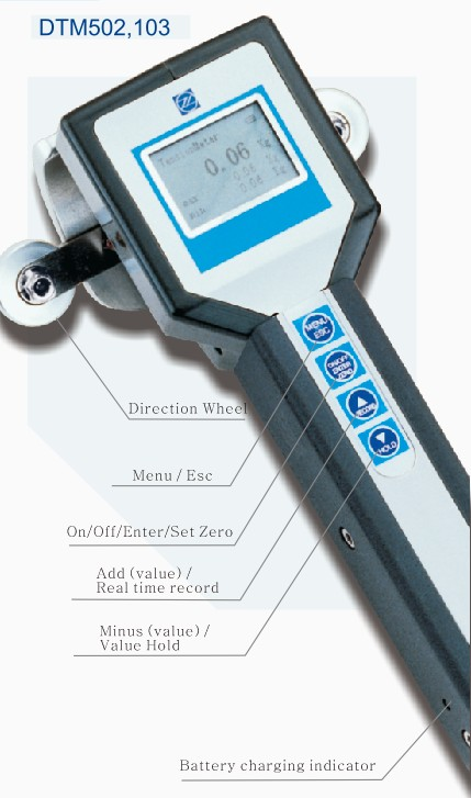 Digital Tension Meter