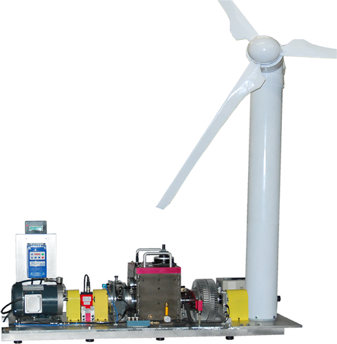 Wind Turbine Drivetrain Diagnostics Simulator