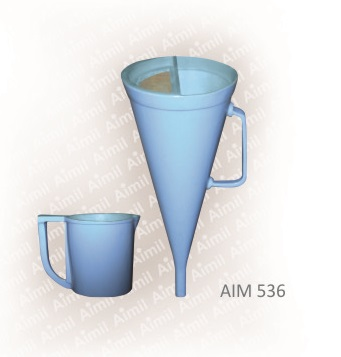 Aimil products, building materials testing, marsh funnels viscometer, Soil testing instruments - Aimil.com