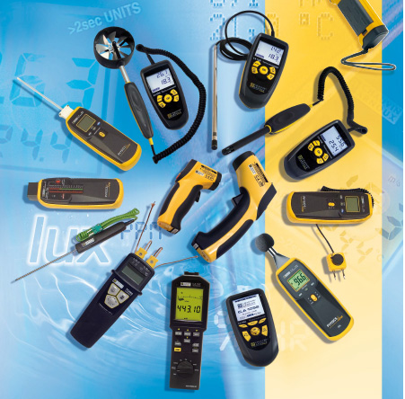 Environmental test & measuring  equipment