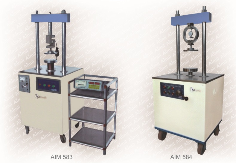 Aimil products, building materials testing, Pavement Intensity Test Apparatus, Soil testing instruments - Aimil.com