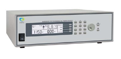 EAB Modular Programmable AC Power Source