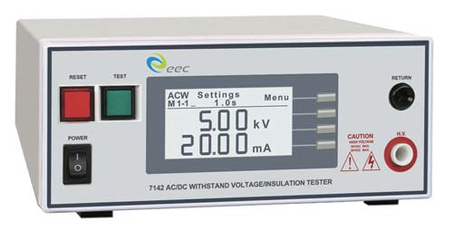 HI POT/ Insulation Resistance Tester