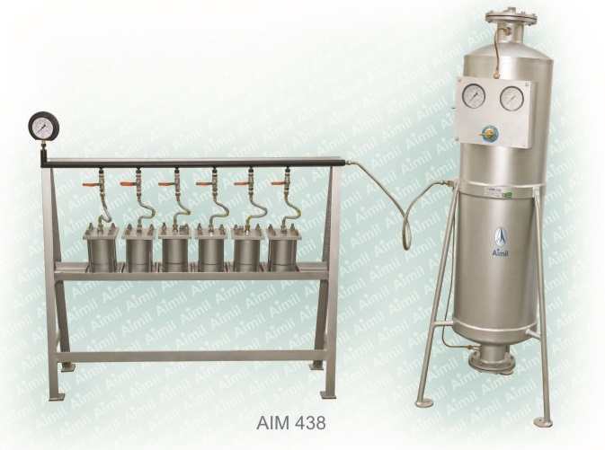 Aimil products, building materials testing, Permeability Apparatus, Soil testing instruments - Aimil.com
