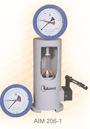 Aimil products, building materials modulus, Point Load Index Tester, soil testing instruments - Aimil.com