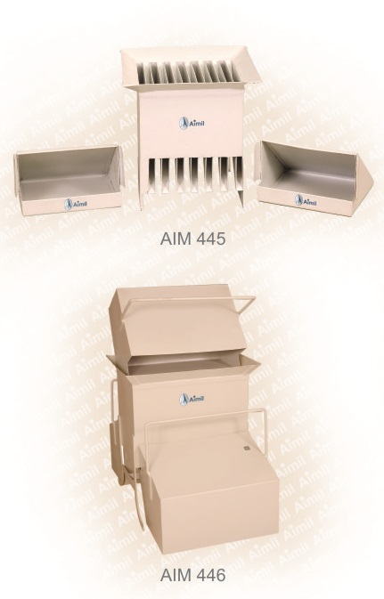 Aimil products, building materials modulus, Riffle Sample Dividers, soil testing instruments - Aimil.com