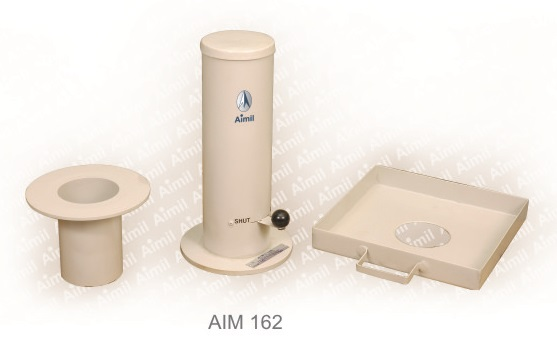 Aimil products, building materials modulus, Sand Pouring Cylinder Apparatus, soil testing instruments - Aimil.com