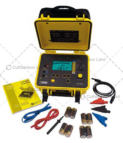 Insulation Tester/Mega Ohm Meter