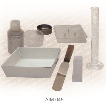 Aimil products, building materials modulus, Shrinkage Limit, Shrinkage Ratio, Shrinkage Index and Volumetric Shrinkage, soil testing instruments - Aimil.com