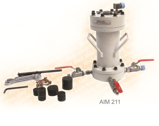 Aimil products, building materials, Triaxial Cells for Rocks, Rock testing instruments - Aimil.com