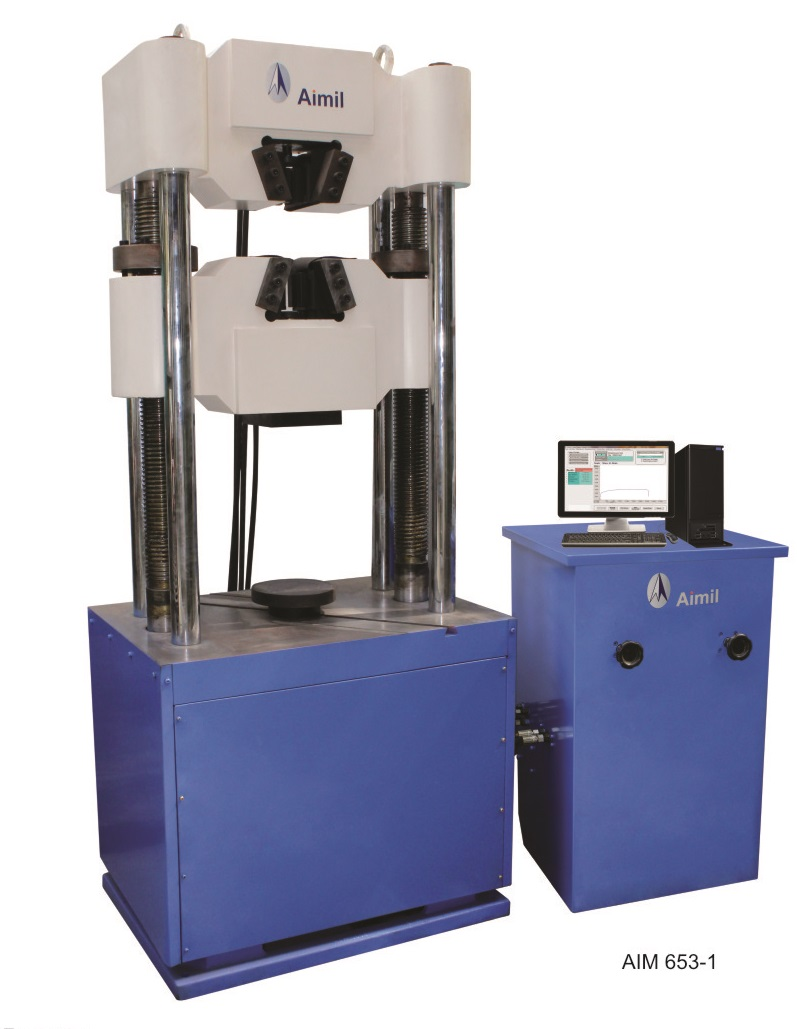 Universal Testing Machines (Computerised) - We are UTM machine Manufacturer in India