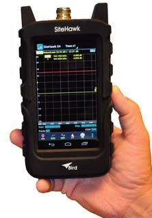SiteHawk - Cable and Antenna Analyzer