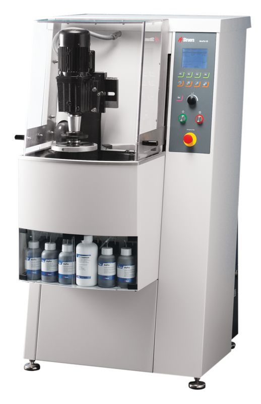 AbraPol-20 Automatic Preparation Machine