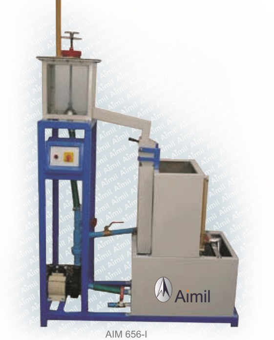 Aimil product, building materials testing, Impact of Jet on Vanes Apparatus, Soil testing instruments – Aimil.com