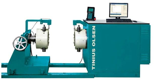 Torsion Testing Equipment, Tinius Olsen