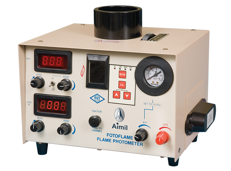 Flame Photometer (Linear Model)