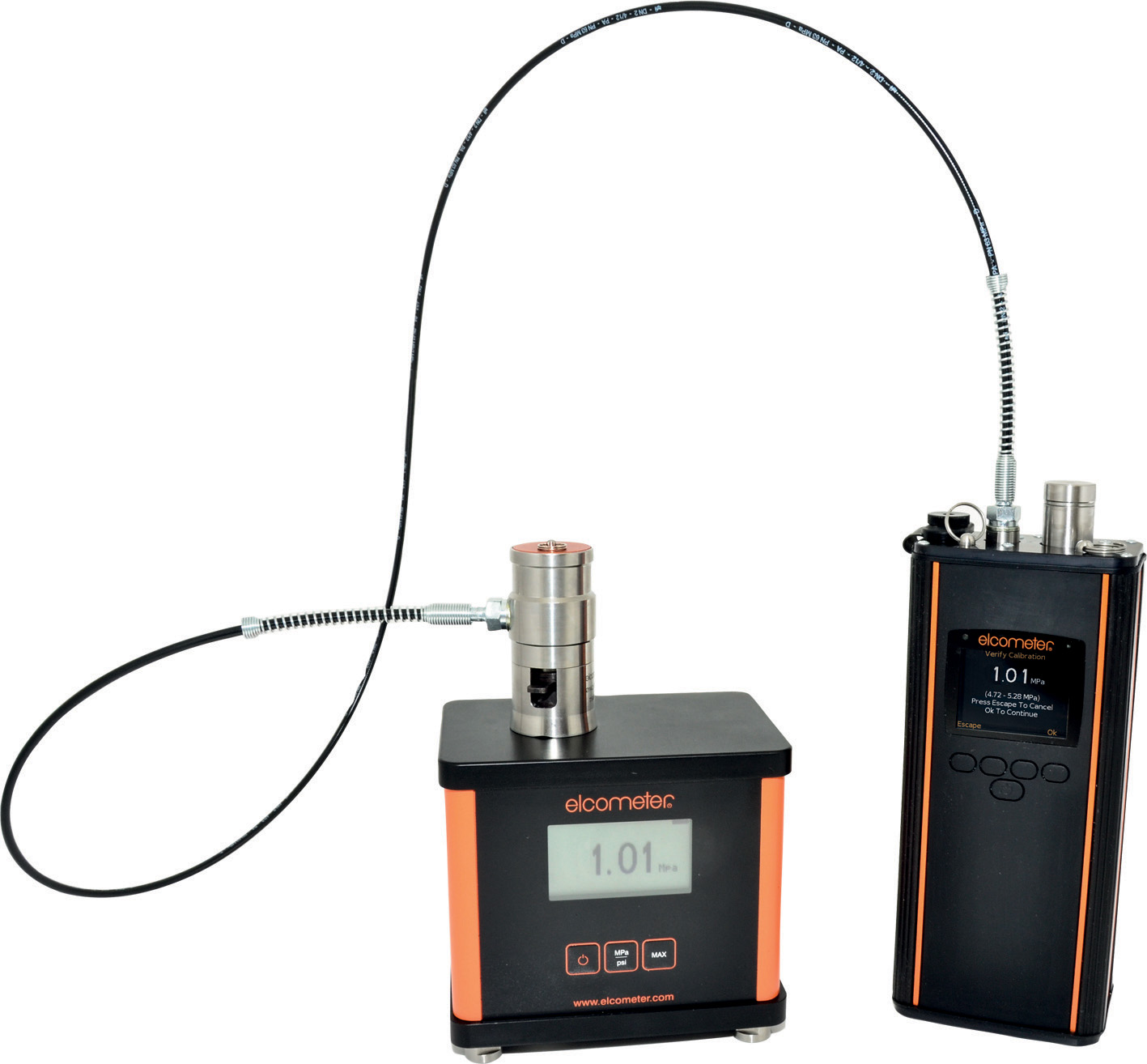 Elcometer 510 Automatic Pull-Off Adhesion Gauge