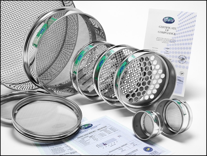 Sieves, aimil.com, Endecotts products