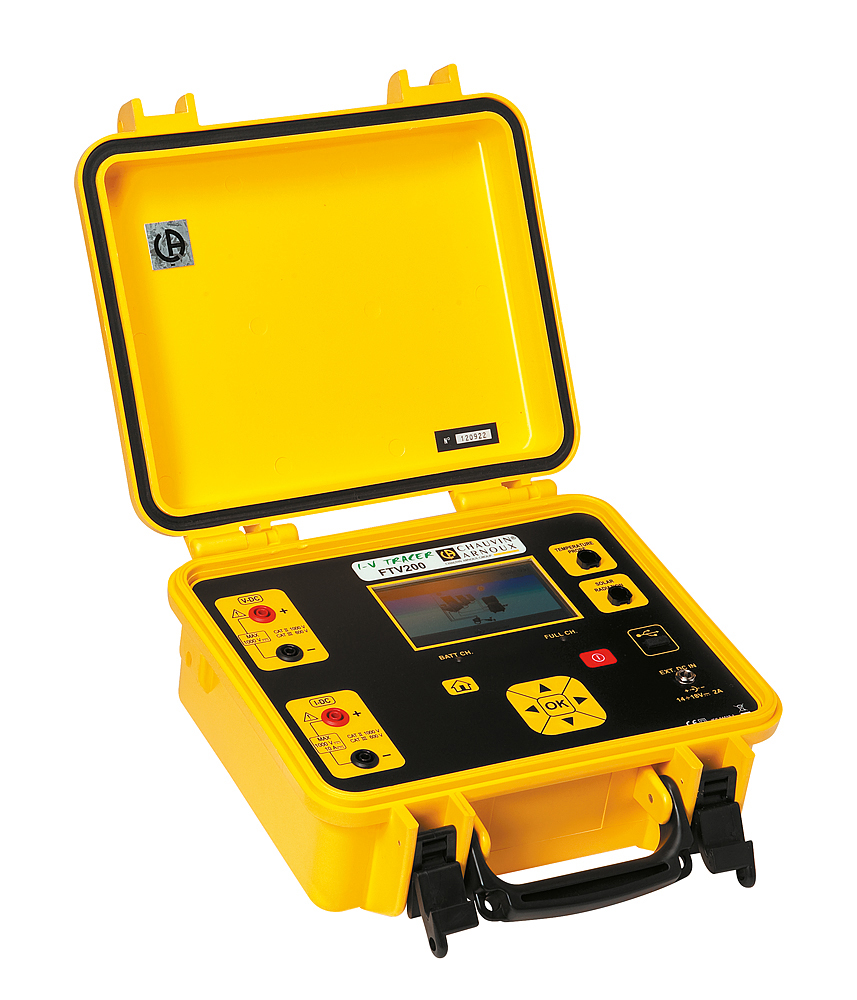 Solar Power Installation Analyzer