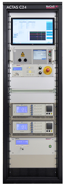 High end stationary switchgear test kit