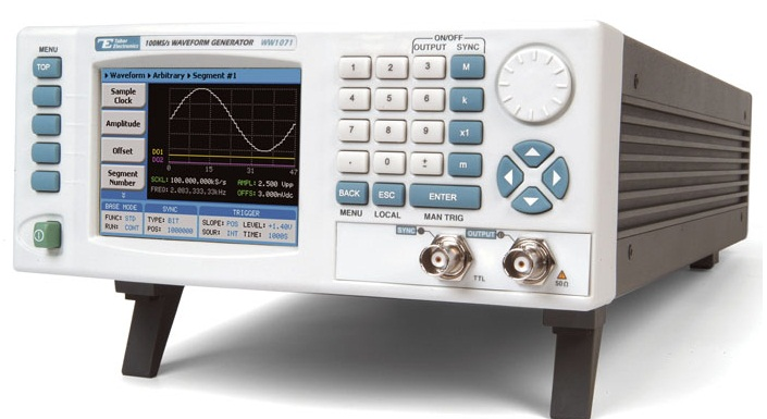 Arbritrary waveform generators, Aimil.com, tabor electronics products