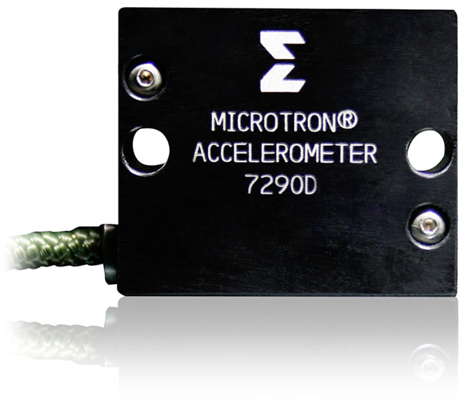 Variable capacitance and servo accelerometers
