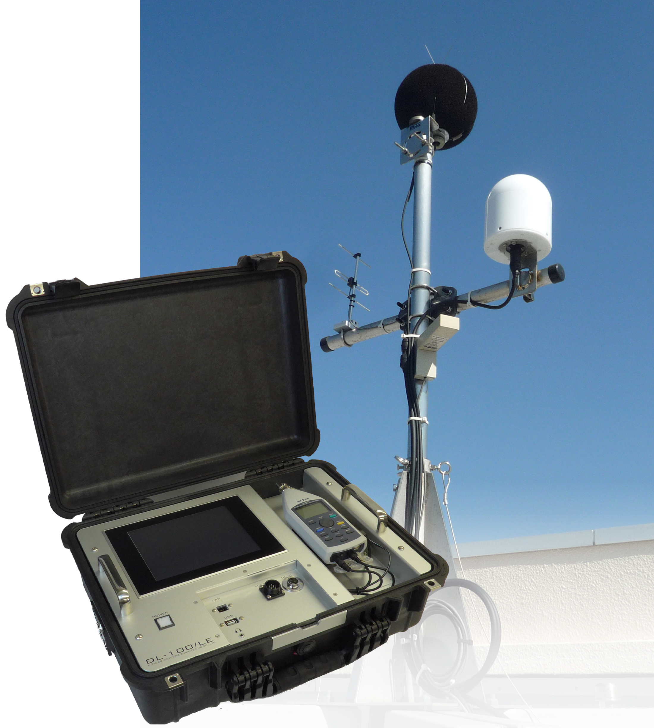 Aircraft Noise Monitoring System