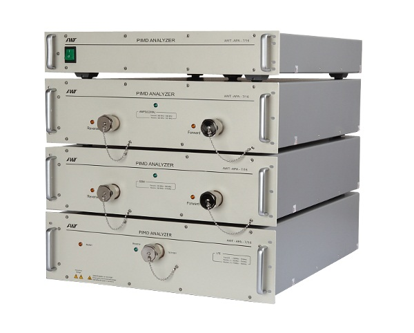 Expandable PIM Analyzers (1-4 Frequency Bands), Scalable PIM Test System