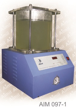 Aimil product, building materials testing | De-Aired Water Apparatus - Pore Pressure Measurement System | cement testing equipment
