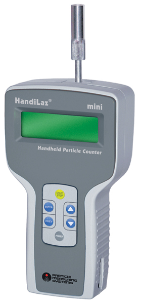 Handilaz Mini Particle Counter