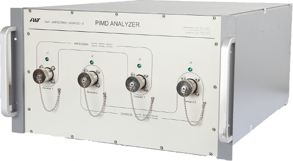 Single Band , Dual Port (fwd/rev) PIM Analyzers