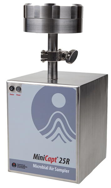 MiniCapt - Remote Microbial Air Sampler
