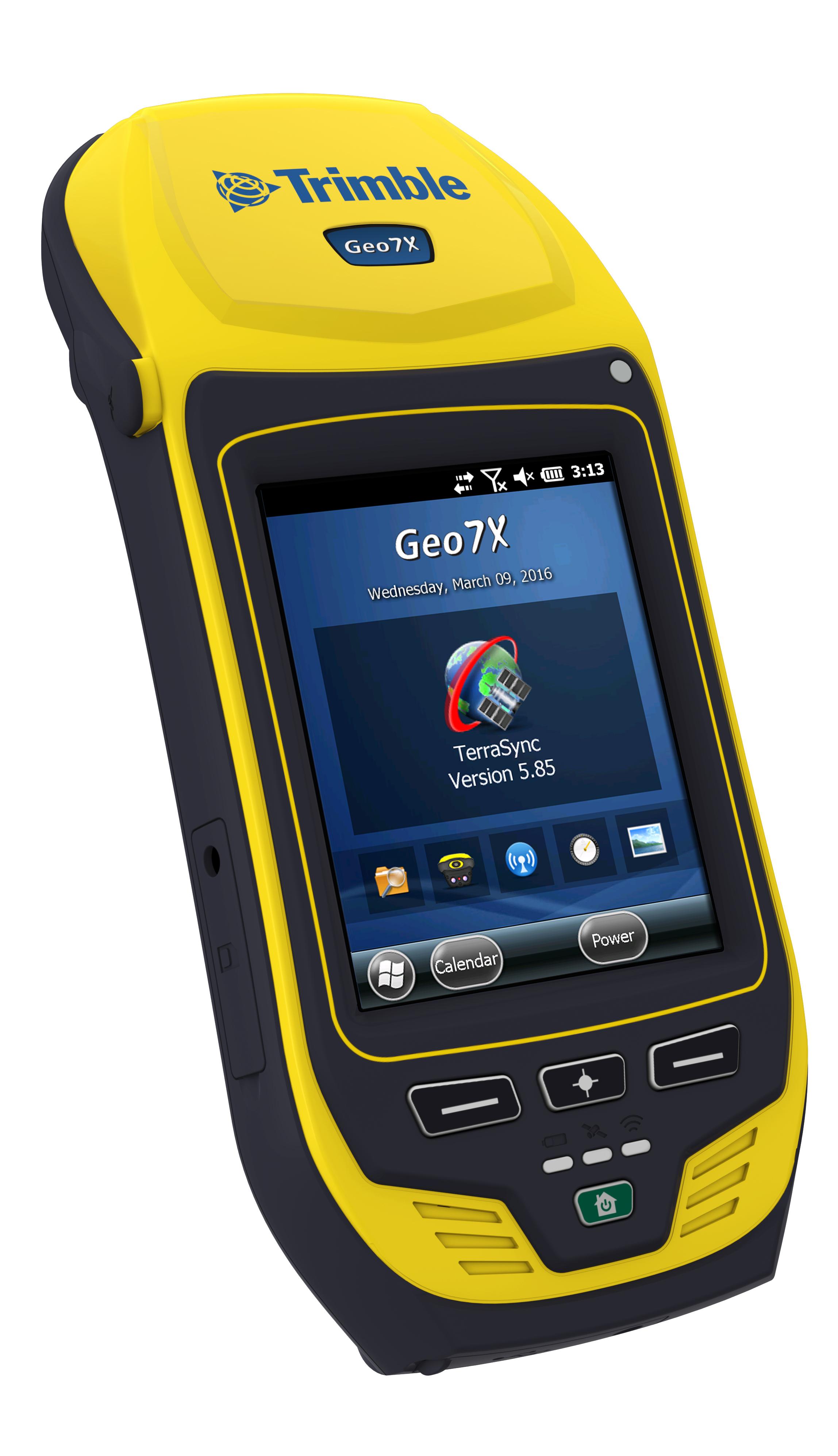 Trimble Geo 7x Handheld With Trimble Access Software