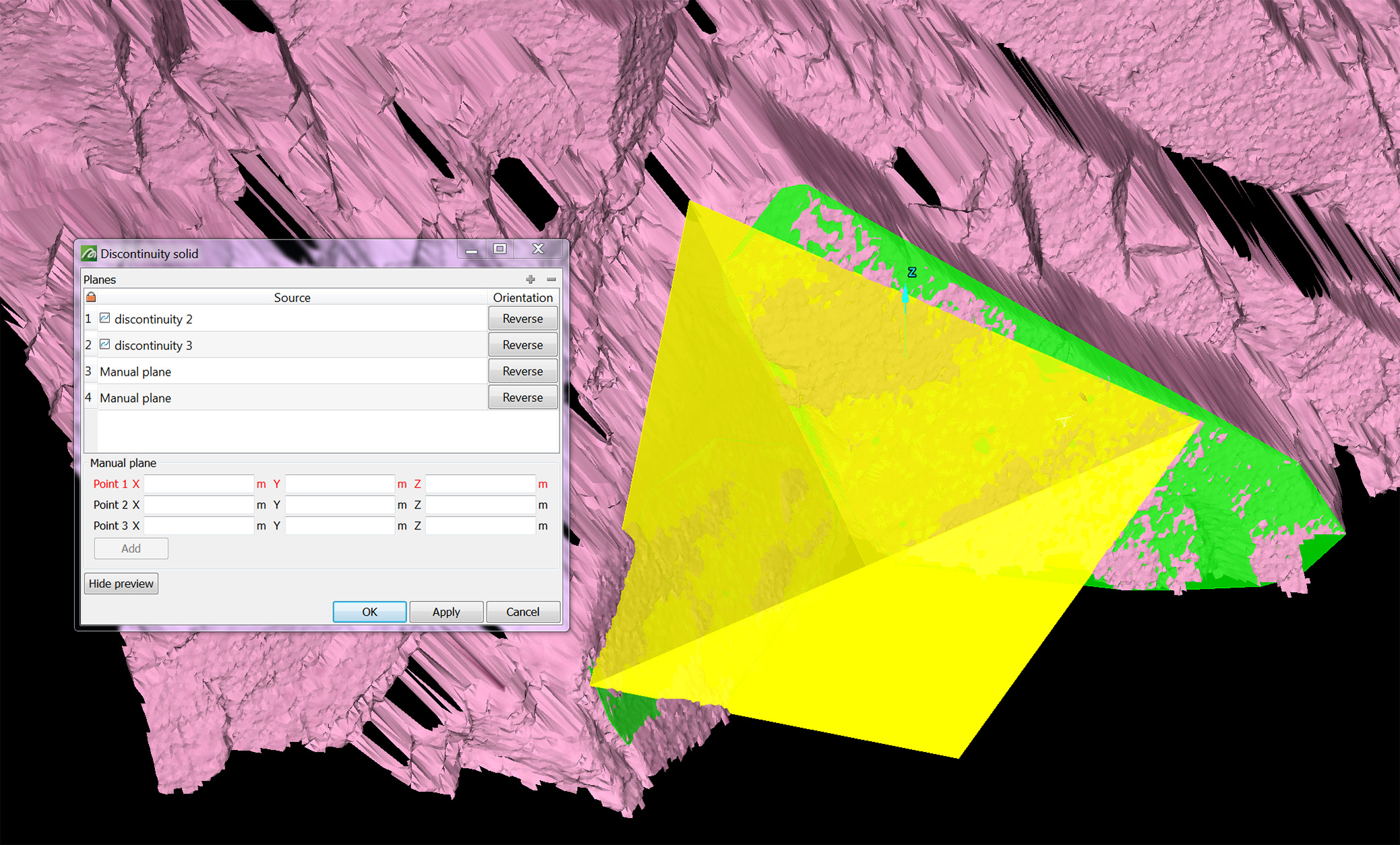 Maptek I-Site Studio Software