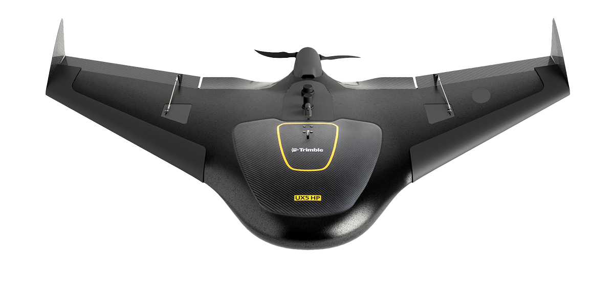 Trimble UX5 HP Unmanned Aircraft System - Trimble Products from Trimble Navigation, USA - Trimble UA