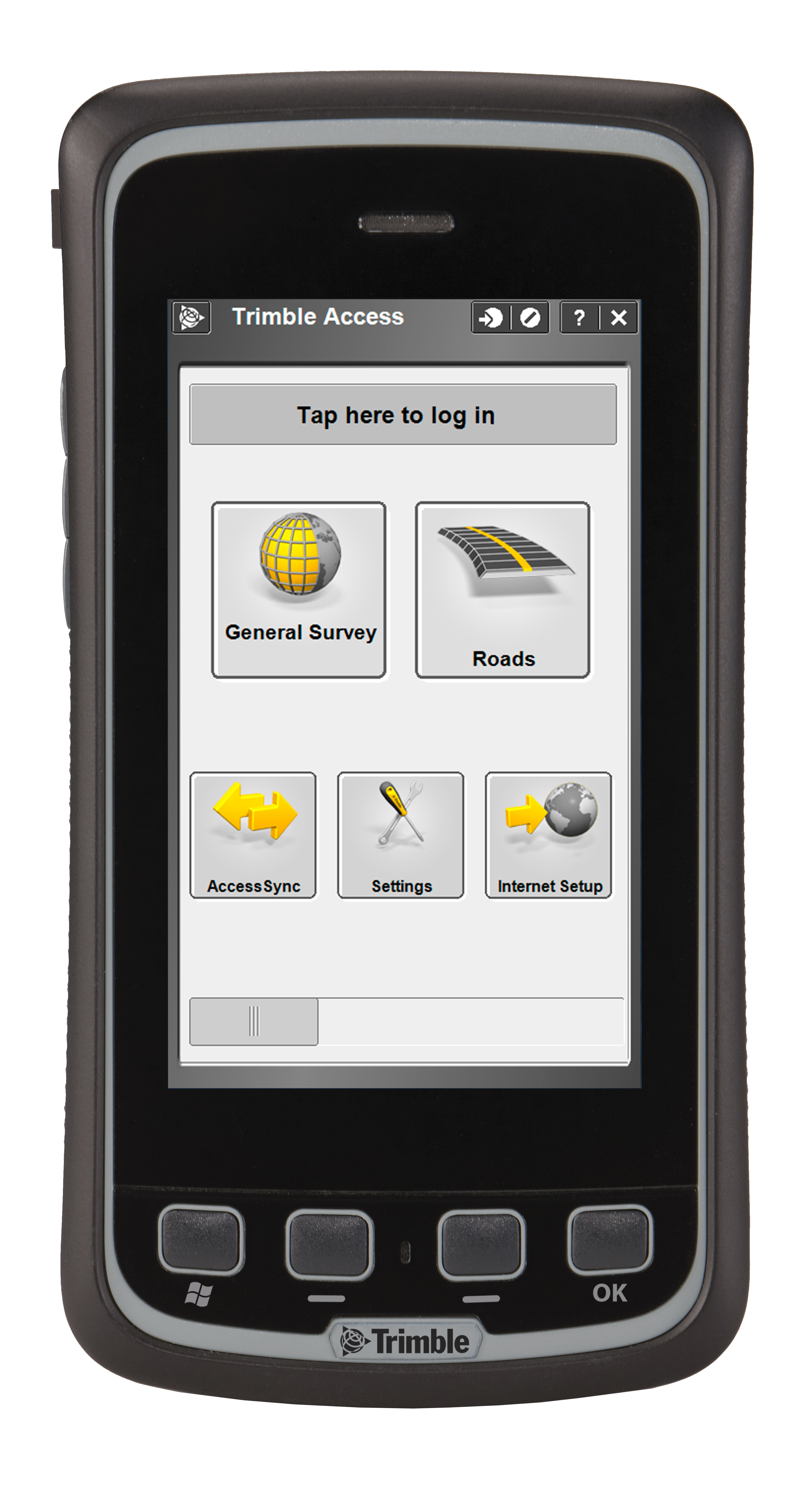 Trimble Slate Controller - Trimble Products from Trimble Navigation, USA - Controllers, Trimble Tabl
