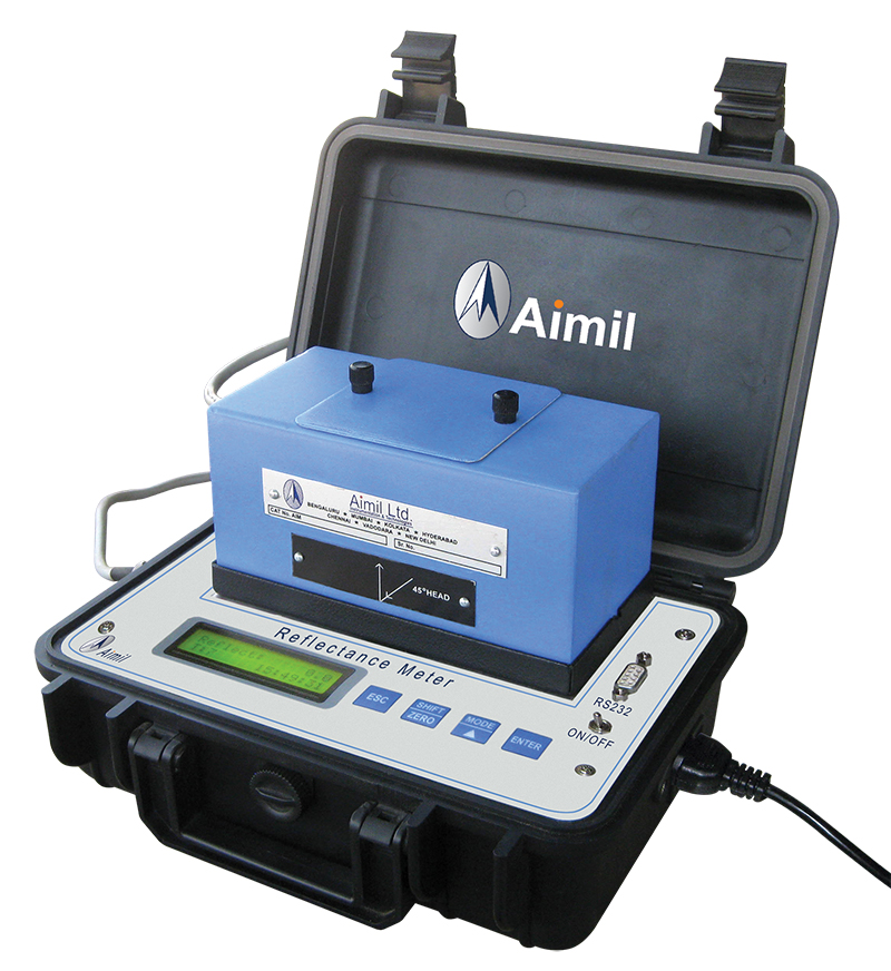 Reflectance Meter, Aimil.com, Aimil product