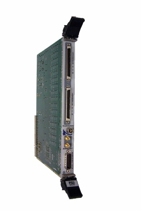 8 Channel Bridge conditioner with PXI Interface