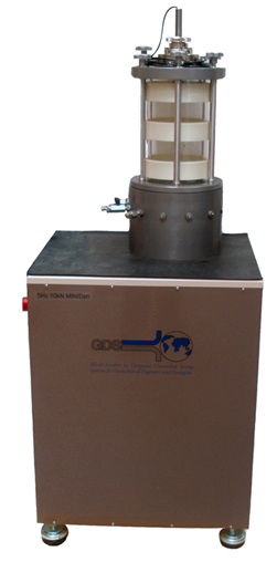 Advanced Dynamic Triaxial Testing System (DYNTTS)