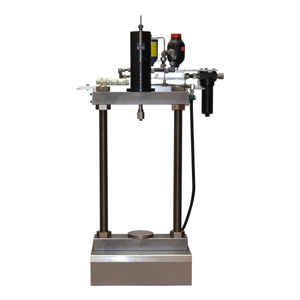 Hydraulic Resilient Modulus Testing System
