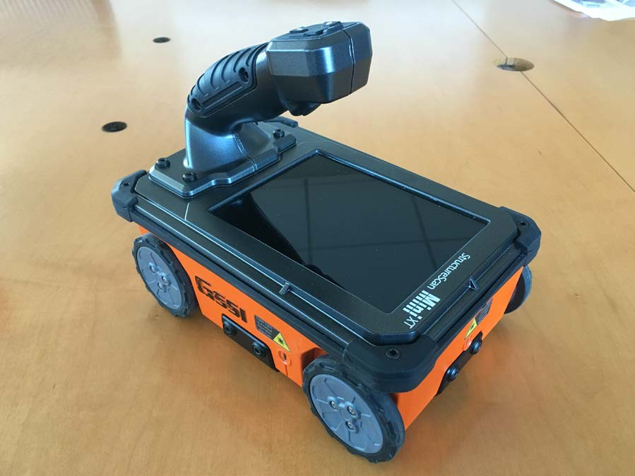 StructureScan Mini XT GPR