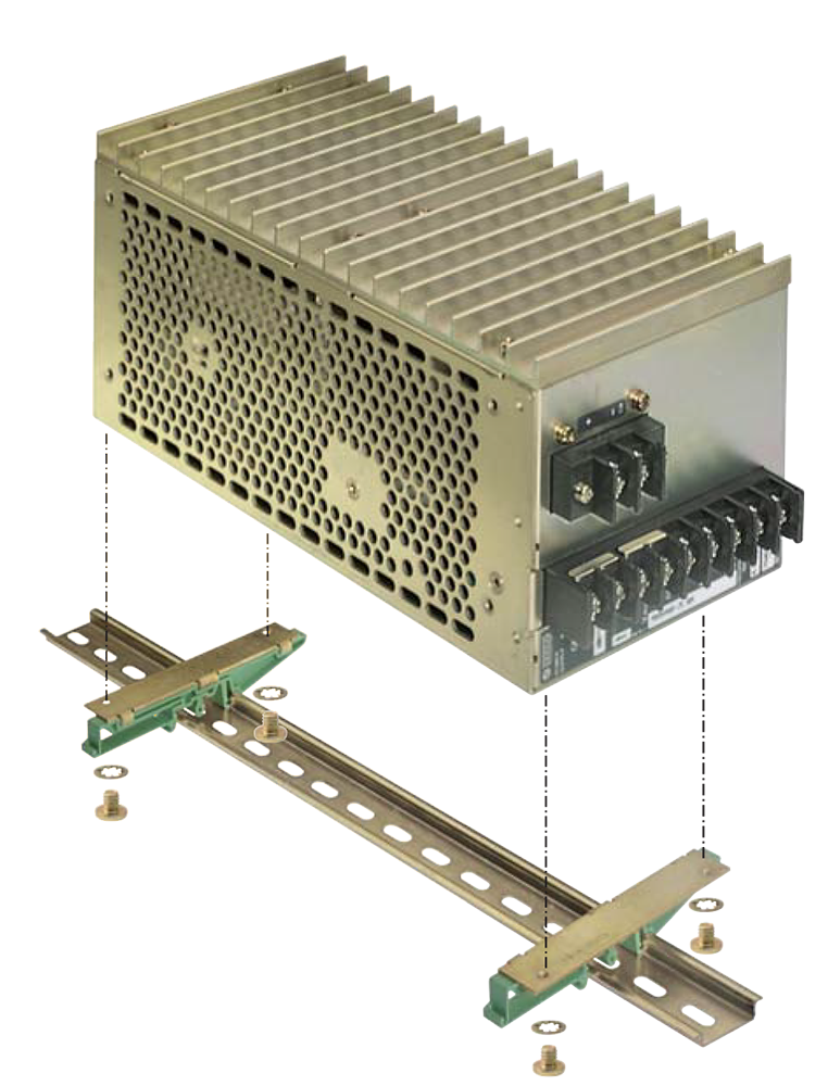 DIN Rail Mount Power Supplies