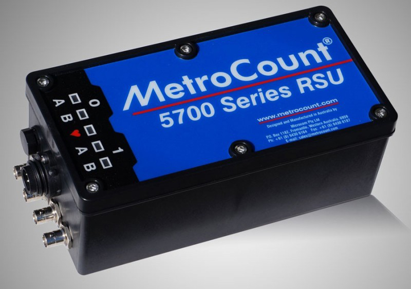 Advanced Bicycle Counter - MC5720